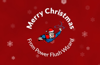 Merry Christmas From Power Flush Wizard