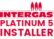 Intergas Platinum 5 Installer